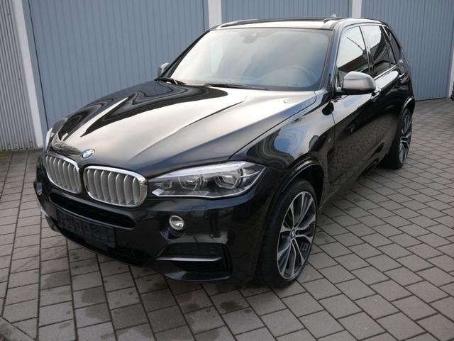Gebrauchtfahrzeug BMW X5 - M50d SPORT   ALCANTARA 21 ZOLL DRIVING ASSISTANT PLUS NAVI LED KAMERA PANORAMA