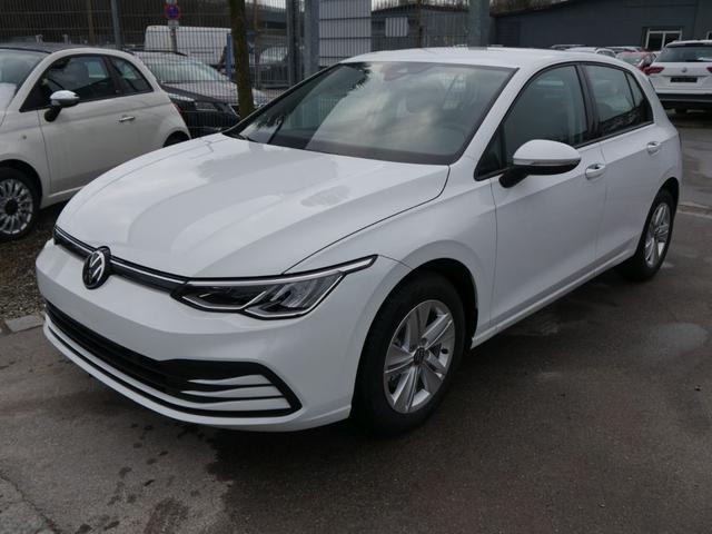 Volkswagen Golf - VIII 1.5 TSI ACT LIFE * ACC LED WINTERPAKET RÜCKFAHRKAMERA LENKRADHEIZUNG