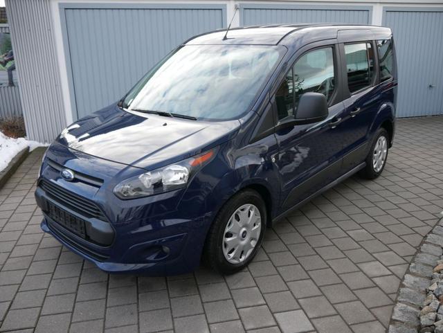 Gebrauchtfahrzeug Ford Tourneo Connect - 1.5 TDCI DPF TREND   SITZHEIZUNG KLIMA NEBELSCHEINWERFER STAR & STOPP