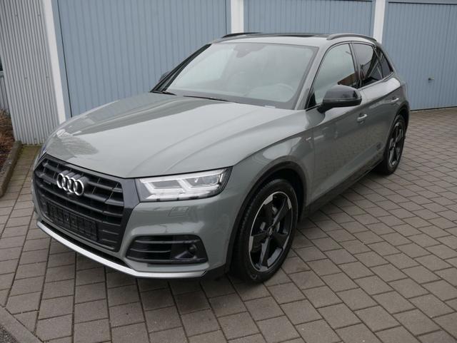 Gebrauchtfahrzeug Audi Q5 - 3.0 TDI DPF SPORT   S-LINE BLACK QUATTRO TIPTRONIC LUFTFEDERUNG MATRIX LED