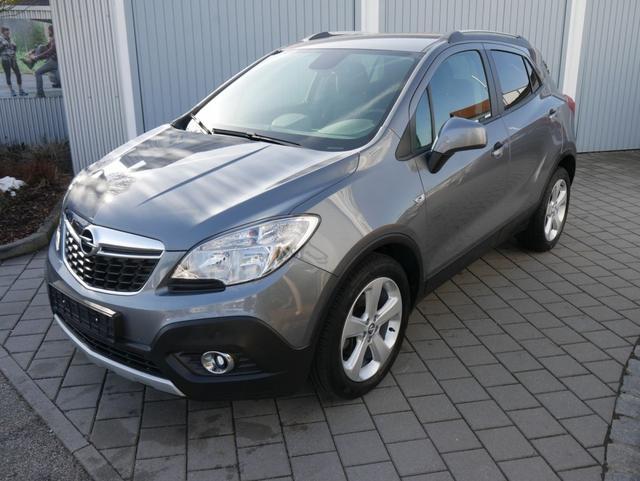 Gebrauchtfahrzeug Opel Mokka X - 1.6 ecoFLEX EDITION   WINTERPAKET NAVI PDC SITZHEIZUNG 18 ZOLL