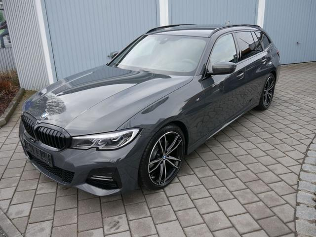 BMW 3er - 320d DPF Touring M SPORT * INNOVATIONS-& BUSINESSPAKET LASERLICHT HEAD-UP-DISPLAY 19 ZOLL