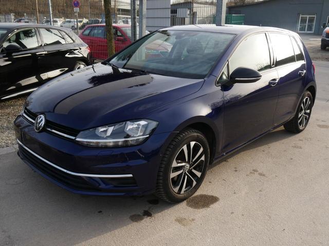 Volkswagen Golf - VII 1.0 TSI IQ.DRIVE * ACC PARK ASSIST SITZHEIZUNG KLIMAAUTOMATIK FRONT