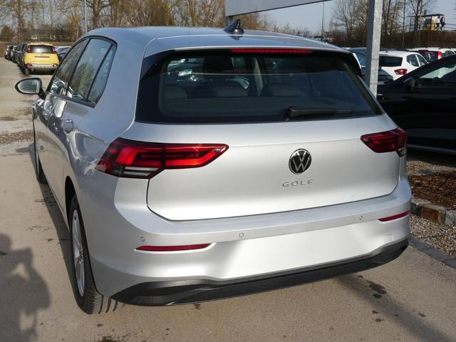 Volkswagen Golf - VIII 1.0 TSI LIFE * ACC LED WINTERPAKET LENKRADHEIZUNG PDC SHZG APP-CONNECT
