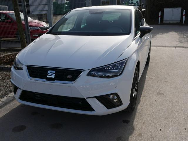 Seat Ibiza - 1.0 EcoTSI DSG FR * ACC VOLL-LED NAVI PARKTRONIC RÜCKFAHRKAMERA SHZG 18 ZOLL