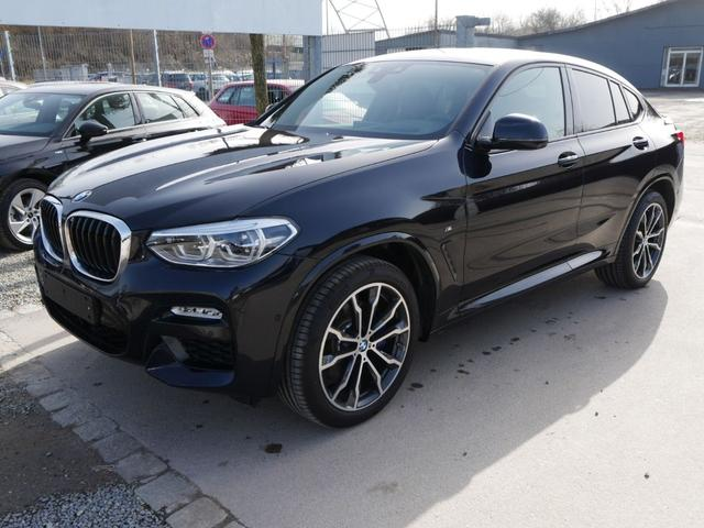 Lagerfahrzeug BMW X4 - xDRIVE 30i STEPTRONIC M-SPORT   LEDER AHK STANDHEIZUNG HEAD-UP-DISPLAY DRIVING ASSISTANT PLUS 20 ZOLL