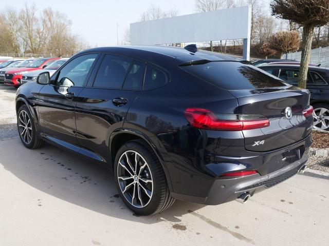 BMW X4 - xDRIVE 30i STEPTRONIC M-SPORT * LEDER AHK STANDHEIZUNG HEAD-UP-DISPLAY DRIVING ASSISTANT PLUS 20 ZOLL