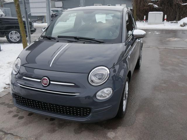 Fiat 500 - Hybrid 1.0 GSE N3 LOUNGE * NAVI UCONNECT- & LIVE PARKTRONIC TEMPOMAT START-&STOPP