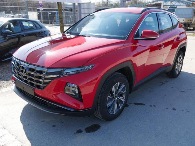 Hyundai Tucson - 1.6 T-GDI Hybrid AUTOMATIC SELECT   STYLE LED NAVI PDC KAMERA SITZ-& LENKRADHEIZUNG Vorlauffahrzeug