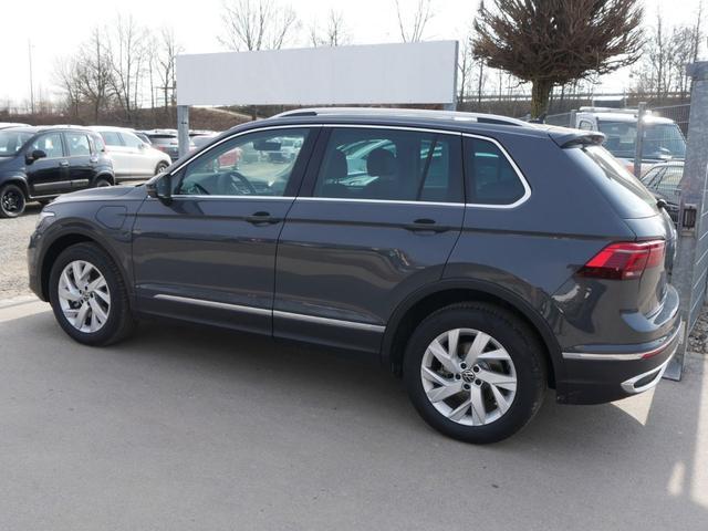 Volkswagen Tiguan - 1.4 TSI eHybrid DSG ELEGANCE * ACC IQ.LIGHT-MATRIX-LED FAHRERASSISTENZPAKET HEAD-UP-DISPLAY