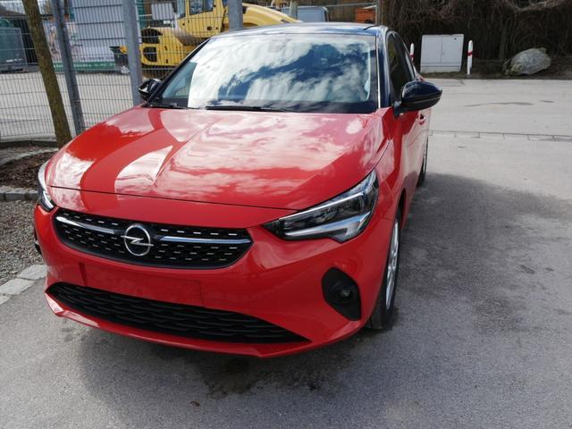 Lagerfahrzeug Opel Corsa - 1.2 Direct Injection Turbo ELEGANCE   LED NAVI RÜCKFAHRKAMERA PDC SITZ-& LENKRADHEIZUNG DACH SCHWARZ