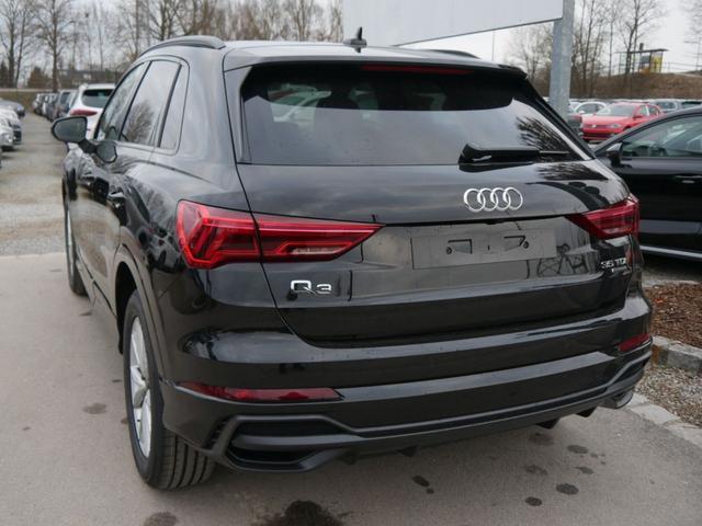 Audi Q3 - 35 TDI DPF S-TRONIC QUATTRO * S-LINE LED NAVI 18 ZOLL PDC KAMERA El. HECKKLAPPE