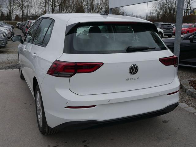 Volkswagen Golf - VIII 1.5 TSI ACT LIFE * ACC WINTERPAKET LED PDC SITZ-& LENKRADHEIZUNG 3 JAHRE GARANTIE
