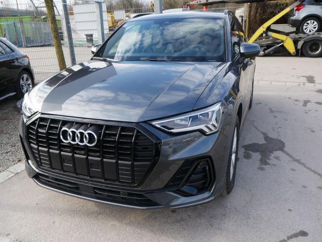 Lagerfahrzeug Audi Q3 - 35 TDI DPF S-TRONIC QUATTRO   S-LINE LED NAVI 18 ZOLL PDC KAMERA El. HECKKLAPPE
