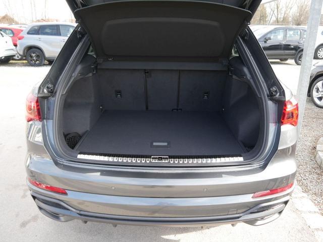 Audi Q3 35 TDI DPF S-TRONIC QUATTRO * S-LINE LED NAVI 18 ZOLL PDC KAMERA El. HECKKLAPPE