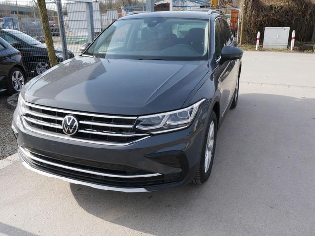 Volkswagen Tiguan - 1.4 TSI eHybrid DSG ELEGANCE   ACC IQ.LIGHT-MATRIX-LED FAHRERASSISTENZPAKET HEAD-UP-DISPLAY Vorlauffahrzeug kurzfristig verfügbar