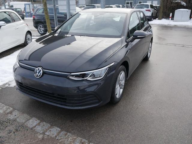 Volkswagen Golf - VIII 1.0 TSI LIFE * ACC LED WINTERPAKET RÜCKFAHRKAMERA LENKRADHEIZUNG