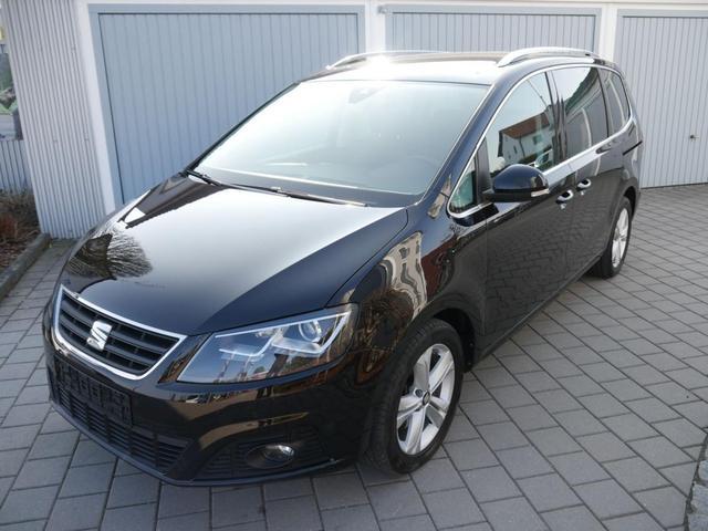 Gebrauchtfahrzeug Seat Alhambra - 2.0 TDI DPF DSG ADVENCED   LEDER/ALCANTARA NAVI XENON RÜCKFAHRKAMERA 7-SITZER