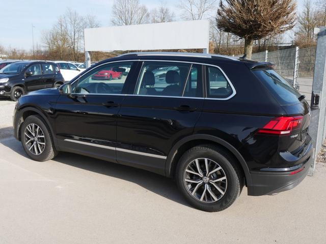 Volkswagen Tiguan - 1.5 TSI ACT COMFORTLINE * ACC WINTERPAKET NAVI PARKTRONIC SITZHEIZUNG