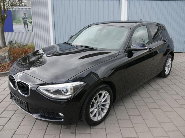 Gebrauchtfahrzeug BMW 1er - 116i   ADVANTAGE- & KOMFORT-PAKET PARKTRONIC SITZHEIZUNG TEMPOMAT LM-FELGEN 16 ZOLL
