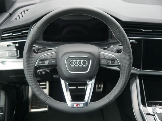 Audi Q8 60 TFSI e QUATTRO TIPTRONIC * S-LINE EXTERIEUR & INTERIEUR ASSISTENZPAKET TOUR STADT AHK LEDER 22 ZOLL HEAD-UP-DISPLAY