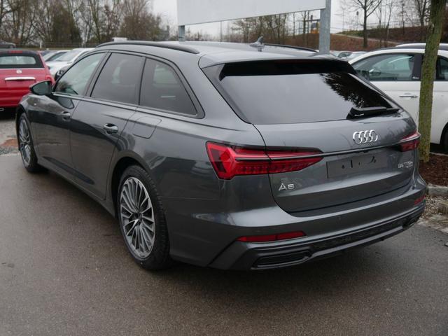 Audi A6 Avant - 55 TFSI e QUATTRO SPORT * ASSISTENZPAKET TOUR-& PARKEN HEAD-UP-DISPLAY 19 ZOLL ALCANTARA/ LEDER