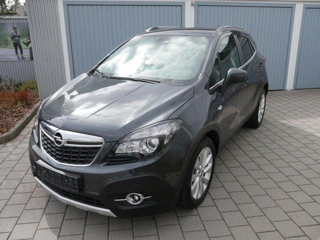 Gebrauchtfahrzeug Opel Mokka - 1.4 TURBO COSMO 4x4   NAVI XENON WINTERPAKET RÜCKFAHRKAMERA PDC SHZG