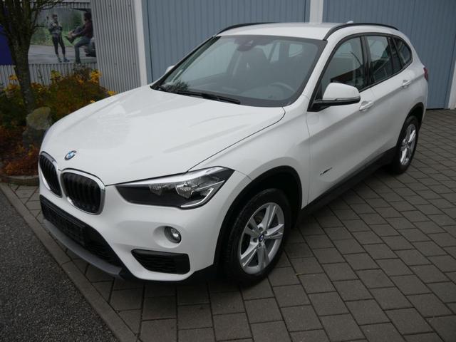 Gebrauchtfahrzeug BMW X1 - sDrive 18i ADVANTAGE   BUSINESS-PAKET NAVI PARKTRONIC SITZHEIZUNG LM-FELGEN 17 ZOLL