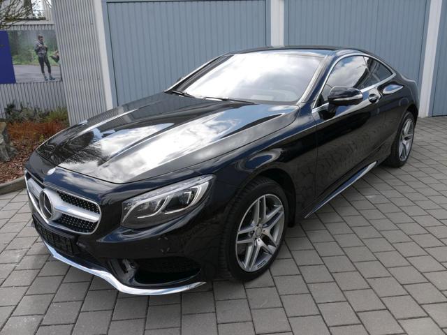 Gebrauchtfahrzeug Mercedes-Benz S-Klasse - S 500 Coupe AMG-LINE   9G-TRONIC FAHRASSISTENZ-& NACHTSICHT-PAKET STANDHEIZUNG HEAD-UP DISPLAY 19 ZOLL