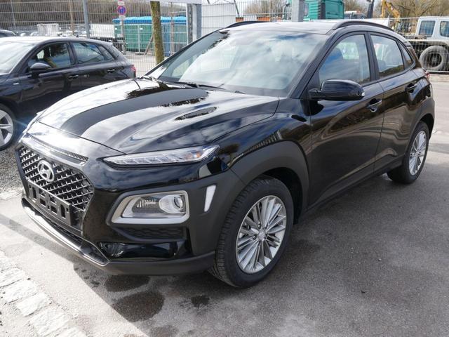 Hyundai Kona - 1.6 T-GDI 7-DCT TREND * COMFORT AHK LED PDC RÜCKFAHRKAMERA SITZ-& LENKRADHEIZUNG