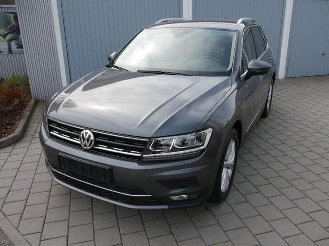 Volkswagen Tiguan - 1.5 TSI ACT DSG HIGHLINE * ACC LED NAVI PARK ASSIST 18 ZOLL RÜCKFAHRKAMERA