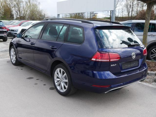 Volkswagen Golf Variant - 1.6 TDI DPF COMFORTLINE * RABBIT WINTERPAKET ACC PDC KAMERA SHZG