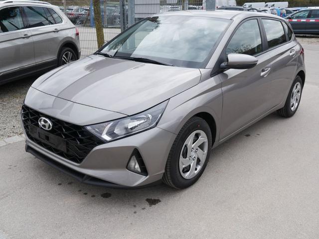 Lagerfahrzeug Hyundai i20 - 1.0 Hatchback T-GDi DCT SELECT   FRESH PARKTRONIC SITZ-& LENKRADHEIZUNG TEMPOMAT