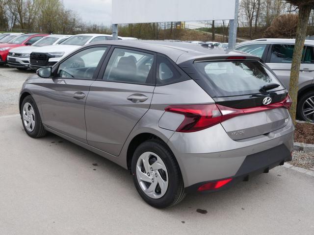 Hyundai i20 - 1.0 Hatchback T-GDi DCT SELECT * FRESH PARKTRONIC SITZ-& LENKRADHEIZUNG TEMPOMAT