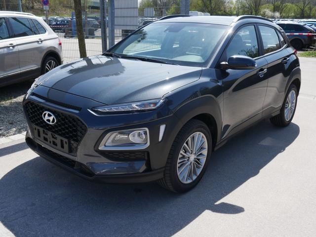 Hyundai Kona - 1.6 T-GDI 7-DCT 4WD TREND * COMFORT LED PARKTRONIC RÜCKFAHRKAMERA SITZ-& LENKRADHEIZUNG