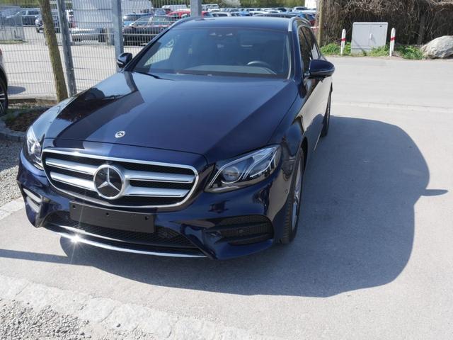 Gebrauchtfahrzeug Mercedes-Benz E-Klasse - E 300 de T 9G-TRONIC AMG LINE   BUSINESS-& FAHRASSISTENZPAKET MULTIBEAM LED AHK