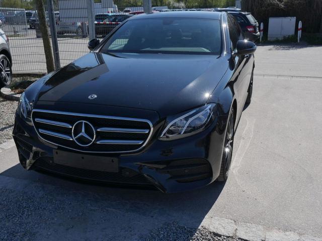 Gebrauchtfahrzeug Mercedes-Benz E-Klasse - E 200 9G-TRONIC AMG-LINE   BUSINESS-PAKET 20 ZOLL LED-HIGH PERFORMANCE WIDESCREEN COCKPIT