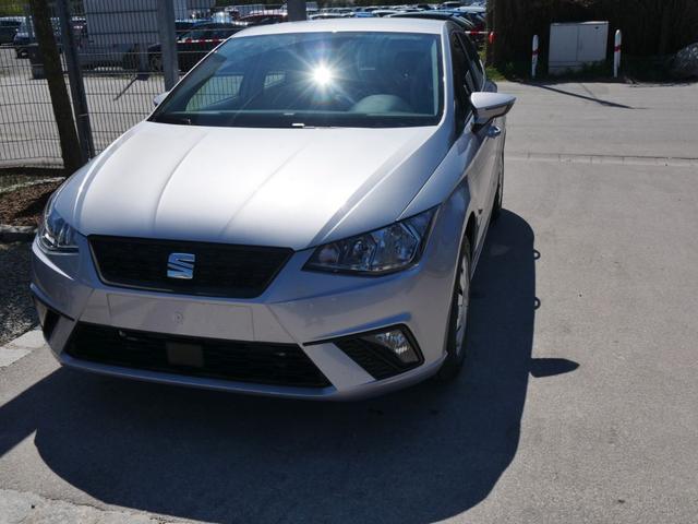 Seat Ibiza - 1.0 TSI STYLE * WINTERPAKET SITZHEIZUNG FULL-LINK-NAVI KLIMAAUTOMATIK NSW