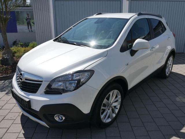 Gebrauchtfahrzeug Opel Mokka - 1.4 TURBO DRIVE 4x4   18 ZOLL AHK PDC SITZHEIZUNG LENKRADHEIZUNG TEMPOMAT