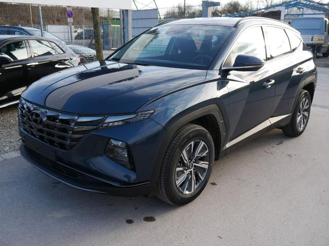 Hyundai Tucson - 1.6 T-GDI Hybrid AUTOMATIC 4WD SELECT * STYLE LED NAVI PDC KAMERA SITZ-& LENKRADHEIZUNG