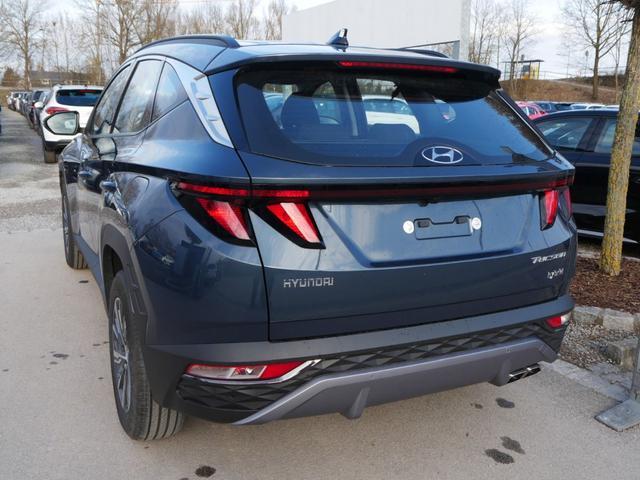 Hyundai Tucson - 1.6 T-GDI Hybrid AUTOMATIC SELECT * STYLE LED NAVI PDC KAMERA SITZ-& LENKRADHEIZUNG