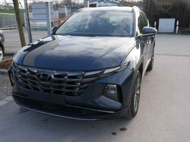 Lagerfahrzeug Hyundai Tucson - 1.6 T-GDI Hybrid AUTOMATIC SELECT   STYLE LED NAVI PDC KAMERA SITZ-& LENKRADHEIZUNG