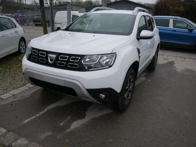 Dacia Duster - TCe 150 4WD GPF PRESTIGE * NAVI PDC RÜCKFAHRKAMERA SHZG TEMPOMAT KLIMA