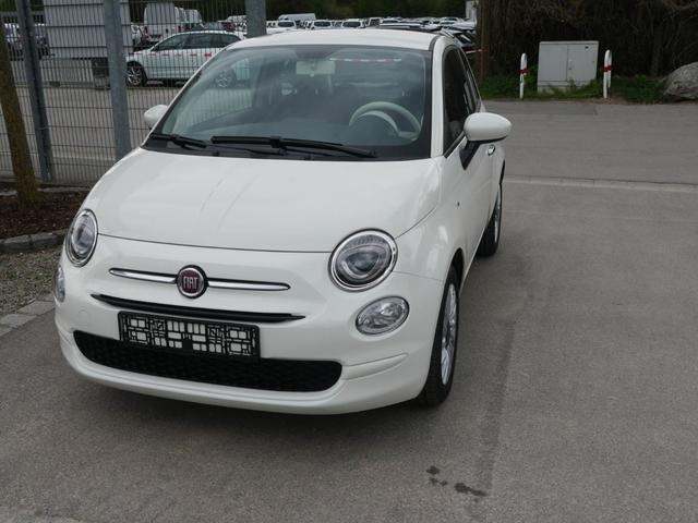 Fiat 500 - Hybrid 1.0 GSE CULT * TEMPOMAT KLIMA LM-FELGEN 15 ZOLL START-& STOPP