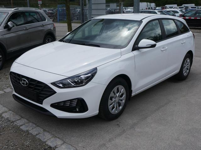 Lagerfahrzeug Hyundai i30 Kombi - 1.0 T-GDi DCT PURE   FRESH PARKTRONIC SITZ-& LENKRADHEIZUNG TEMPOMAT