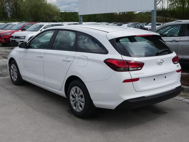 Hyundai i30 Kombi - 1.0 T-GDi DCT PURE * FRESH PARKTRONIC SITZ-& LENKRADHEIZUNG TEMPOMAT