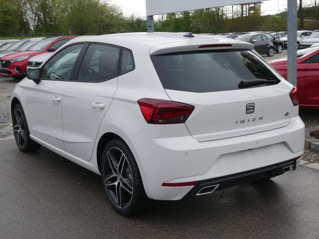 Seat Ibiza - 1.0 EcoTSI FR * ACC VOLL-LED NAVI PARKTRONIC RÜCKFAHRKAMERA SHZG 18 ZOLL