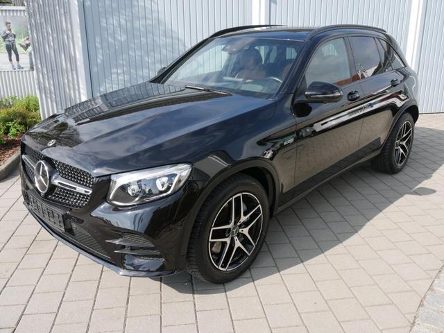 Gebrauchtfahrzeug Mercedes-Benz GLC - 43 AMG 4MATIC   9G-TRONIC NIGHT-& FAHRASSISTENZ-PAKET 19 ZOLL LEDER NAVI KAMERA