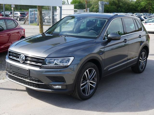 Volkswagen Tiguan - 2.0 TSI DSG 4MOTION HIGHLINE * AHK BUSINESS-PREMIUM-PAKET 19 ZOLL PARK ASSIST KEYLESS ACCESS