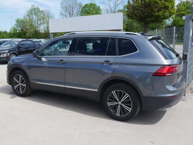 Volkswagen Tiguan Allspace - 2.0 TDI DPF DSG UNITED * ACC AHK 7-SITZER NAVI RÜCKFAHRKAMERA PARKLENKASSISTENT